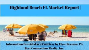 pet friendly highland beach florida condos, market report